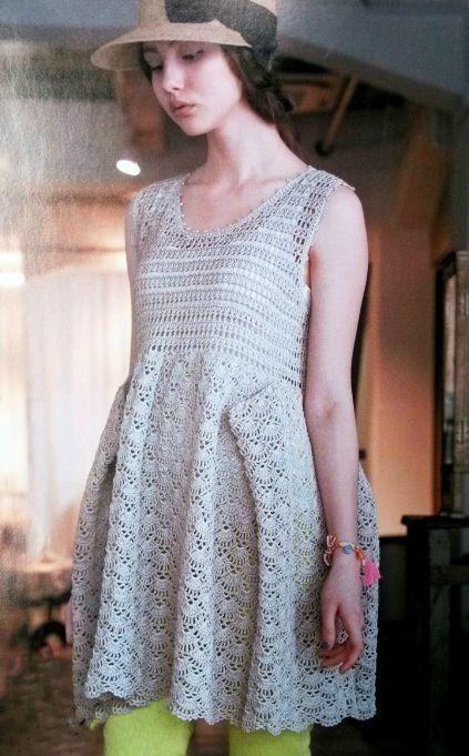 Keito Dama Knitting/Crochet Magazine 158 2013: #105