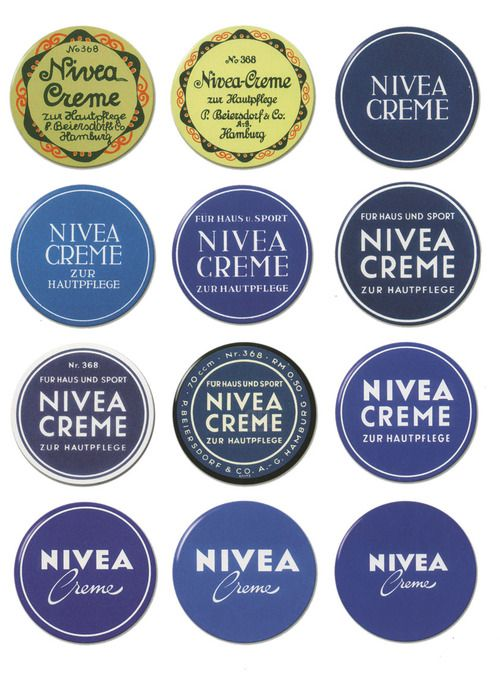 nivea's evolution