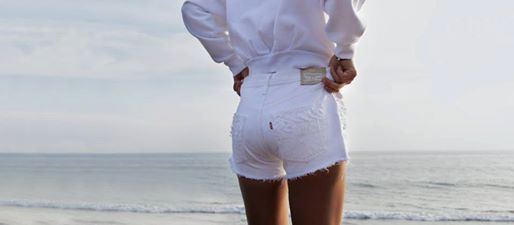 Nothing is as casual and cool as a pair of denim shorts — it's no wonder that the celeb set can't get enough of the trend!
