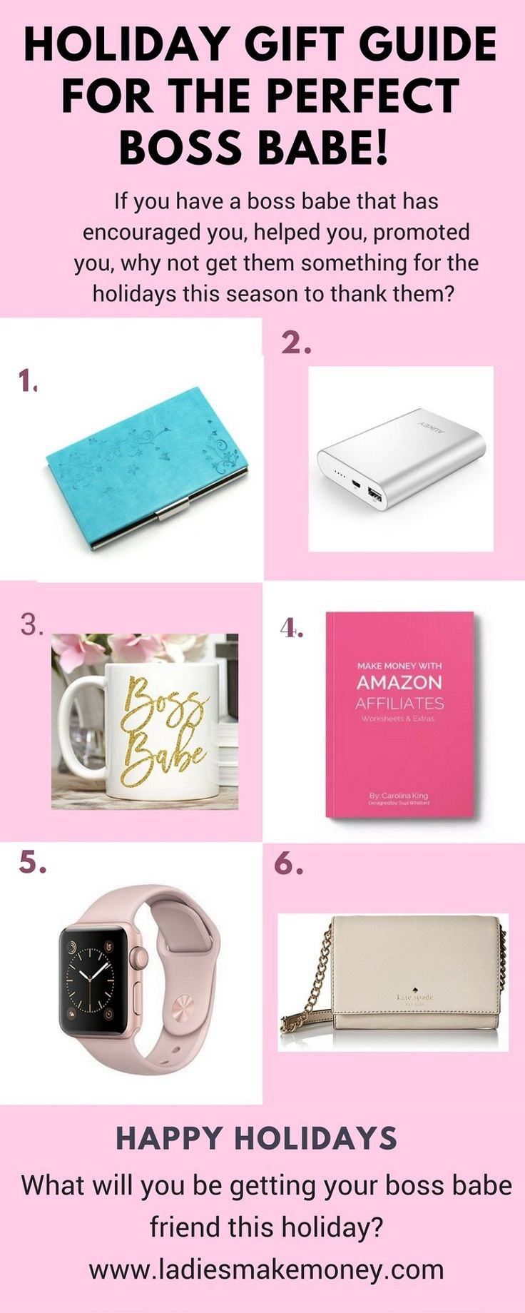The perfect Gift Guide to gift your Boss Babe friend. If you have a female entrepreneur that you would like to gift, we have you covered with some ideas.