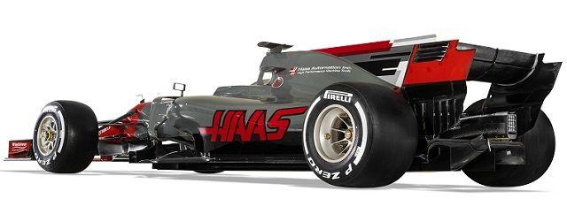 Resumo do primeiro dia de testes do VF-17 da Haas F1 Team em Barcelona