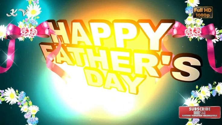 Happy Father's Day Greetings, Father's Day Wishes, Father's day Whatsapp...