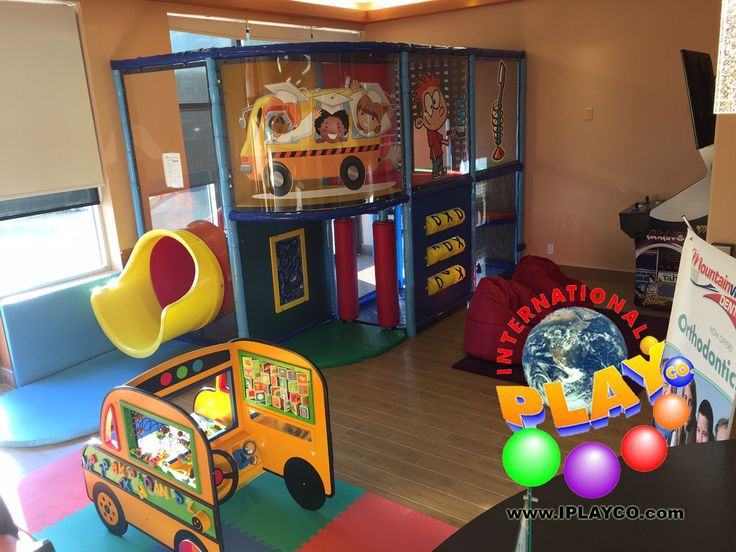 We just installed this great play area in a dental office. Great fun for the kids. #weBUILDfun #DentalOffice #MedicalOffice #playground