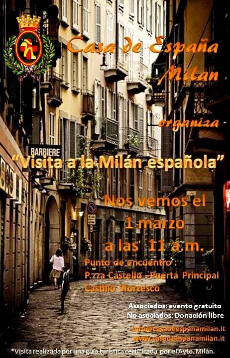 Vista por la Milan española