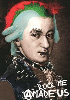 333 Best Images About Rock Me Amadeus On Pinterest