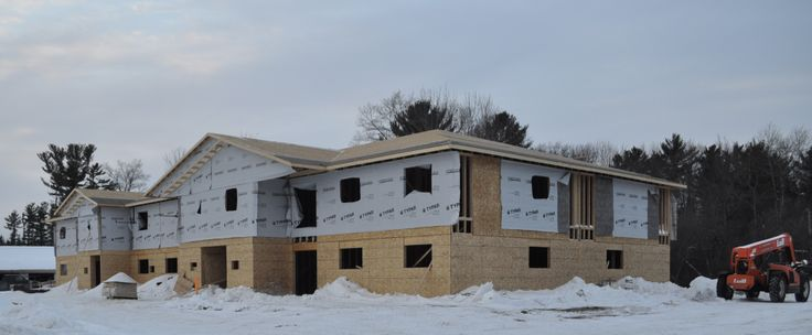 Countryside Estates Update! These guys have been working hard, even in this horrible Wisconsin weather.