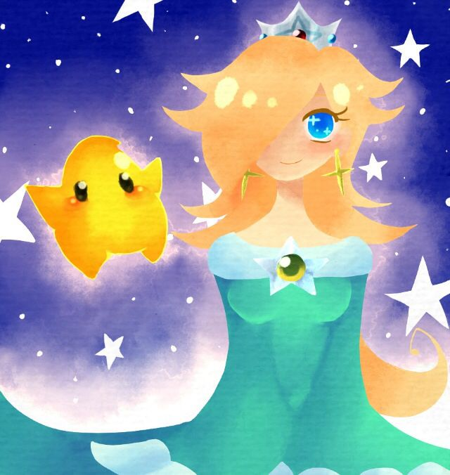 how to get rosalina on dolphin