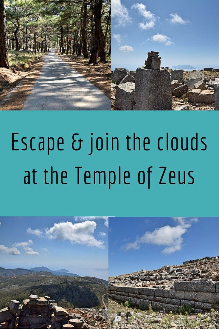 explore Rhodes, Mount Attivyros and The Temple of Zeus