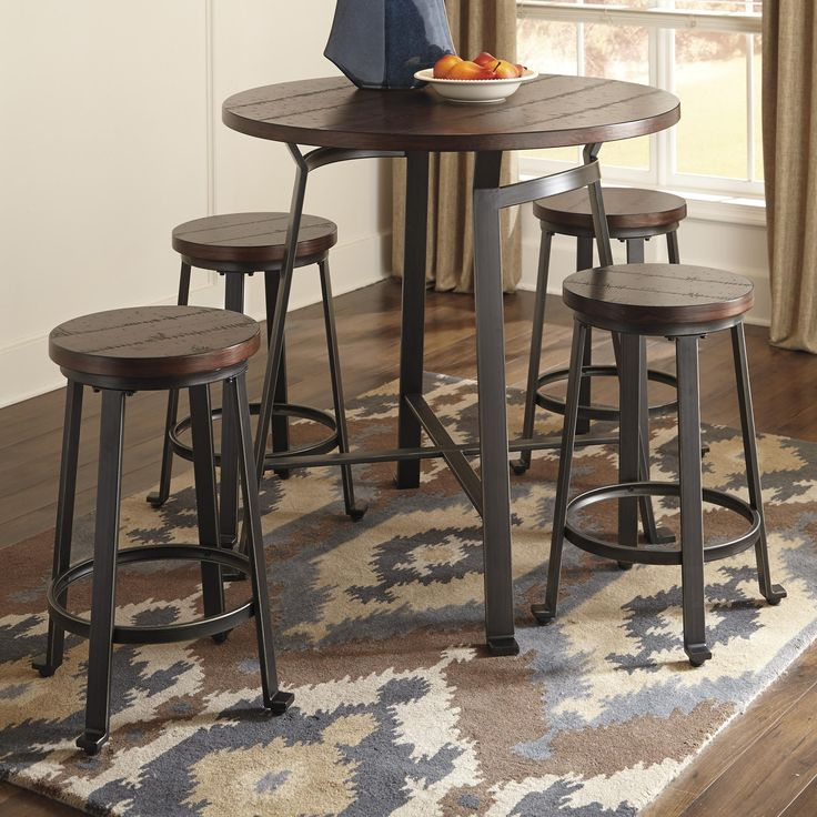 Bar Dining Room Table 94 Best Dining Room Images On Pinterest  Dining Room Furniture