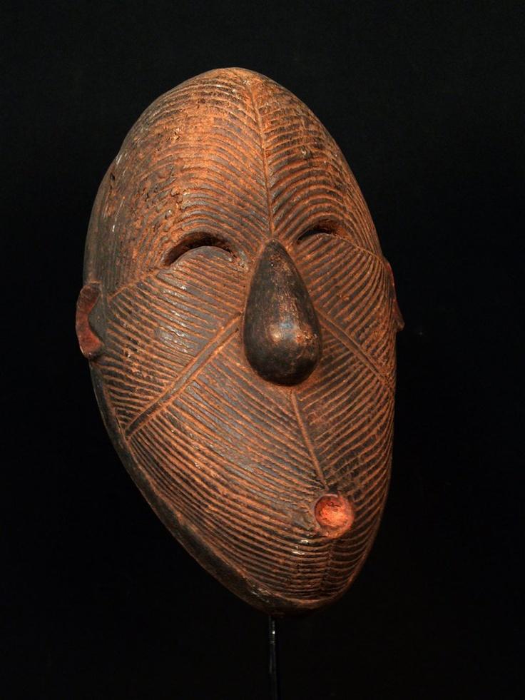 Songye Mask African Tribal Art