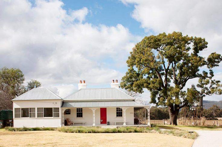 Australian farmhouse - Down on thefarm - desire to inspire - desiretoinspire.net