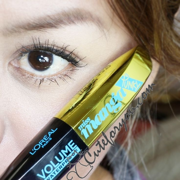 Miss Manga Punky de LOreal  Review y Swatches