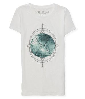 Star Chart Graphic T - Aéropostale®