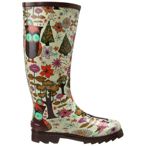 Rain Boots, owls, need I say more.