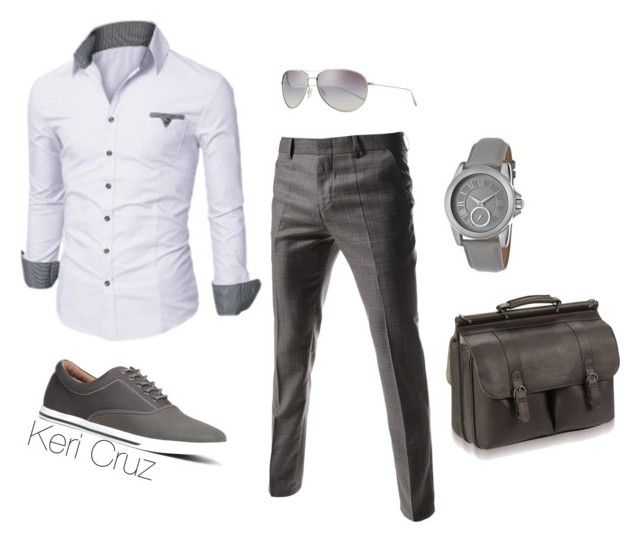 """""""Business"""" by keri-cruz ❤ liked on Polyvore featuring TheLees, a_line, ALDO, Oliver Peoples, Solo, women's clothing, women, female, woman and misses"""