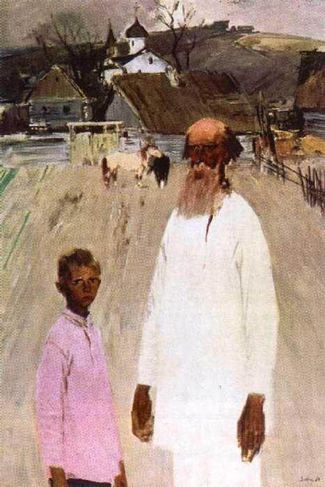 Музей живописи - Евсей Моисеенко (1916-1988)