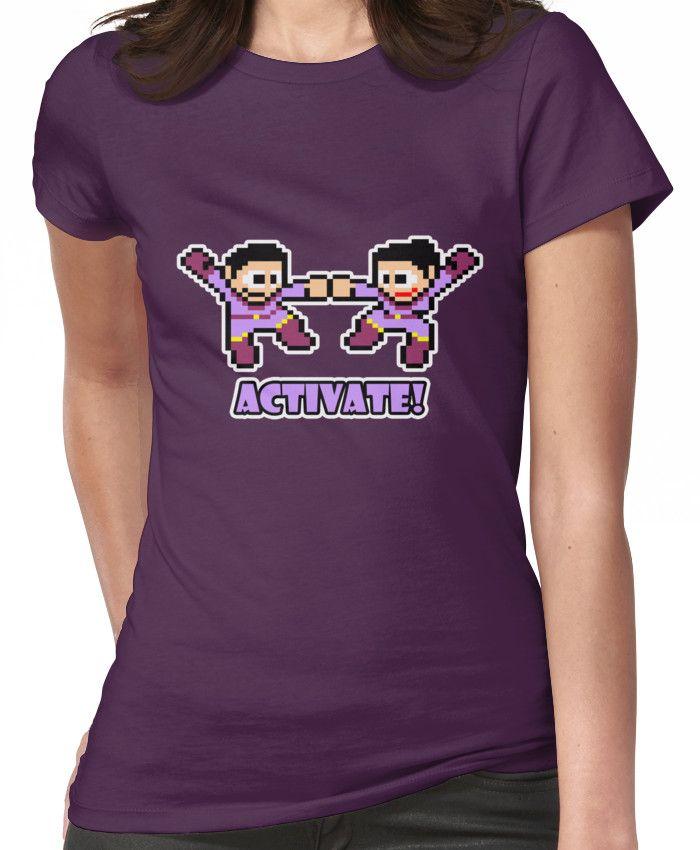Mega Wonder Twins Women's T-Shirt