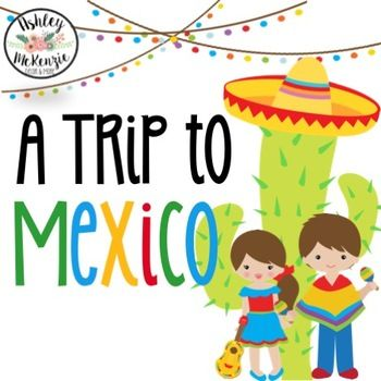 """""""Trip to Mexico"""" Power Point & Activities... by Ashley McKenzie 