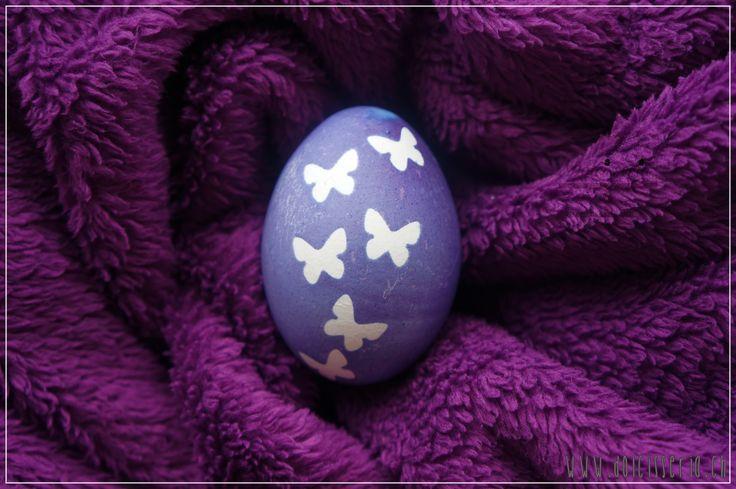 #eierfärben #mit #pastenfarbe #ostern #happyeaster #eier