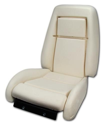 1984-89 Mustang Seat Foam for Sport Seats with Knee Bolster at LRS - Free Shipping!