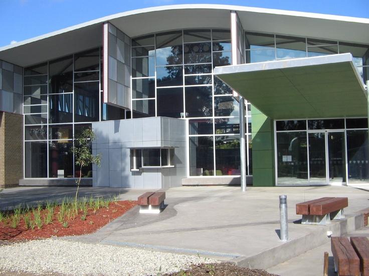 Ritek Roof System  Charles Sturt University