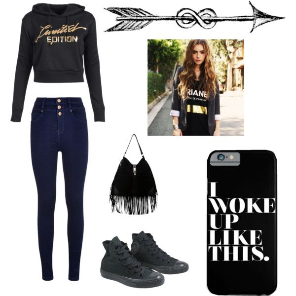#love by ally-star8888 on Polyvore featuring polyvore, fashion, style and Converse