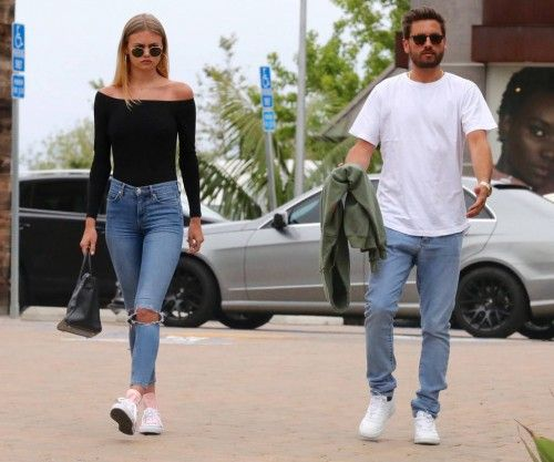 #ScottDisick and Model #EllaRoss Spotted Out Together Several Times, Is something going on between Scott Disick and British model Ella Ross?