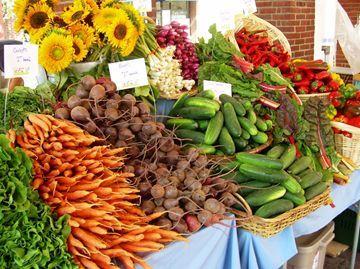 #Woodbridge Village Farmers Market