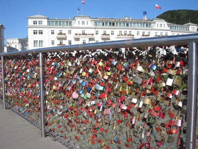 ponte dos cadeados salzburg - Na dúvida, embarque