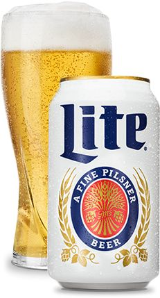 Miller Lite - Home of the Original Lite Beer - AV