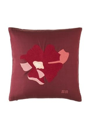 65% OFF Sonia Rykiel Luxure Decorative Pillow, Lie De Vin