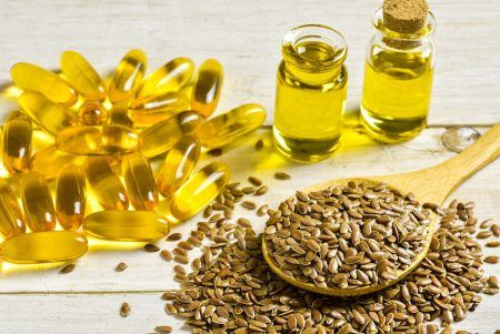 Alpha-linolenic acid (ALA) is an essential omega-3 fatty acid. It is necessary for our health, but our bodies can't produce it. We need to take it through food (and supplements) [R].  ALA is found in flaxseed oil, chia seeds, sage, some vegetables, and nut oils. It is converted in the body into the unsaturated fatty acids, eicosapentaenoic acid (EPA), and docosahexaenoic acid (DHA), which reduce inflammation [R].