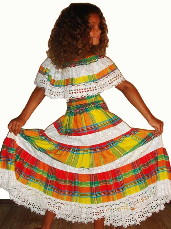 Robe Creole