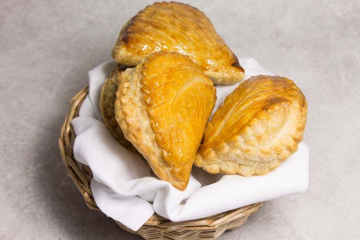 Chaussons aux pommes par l'École de Cuisine Alain Ducasse