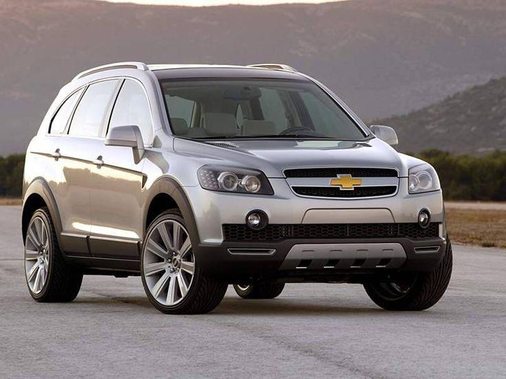 Atención Colombia: llaman a revisión urgente al Chevrolet Captiva Sport