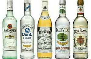 Puerto Rican Rum Brands