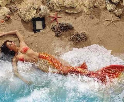 Anne Curtis All Set To Make a Splash in Mars Ravelo's DYESEBEL