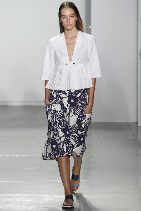 Suno Spring 2014 Ready-to-Wear Collection Slideshow on Style.com