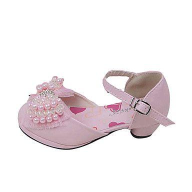 flickskor stängd tå med låg klack sandaler med Bowknot skor – SEK Kr. 179