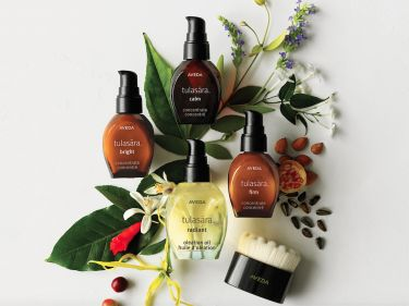 Introducing Aveda's New Tulasara Skin Care Launch. #aveda #skincare #ayurveda
