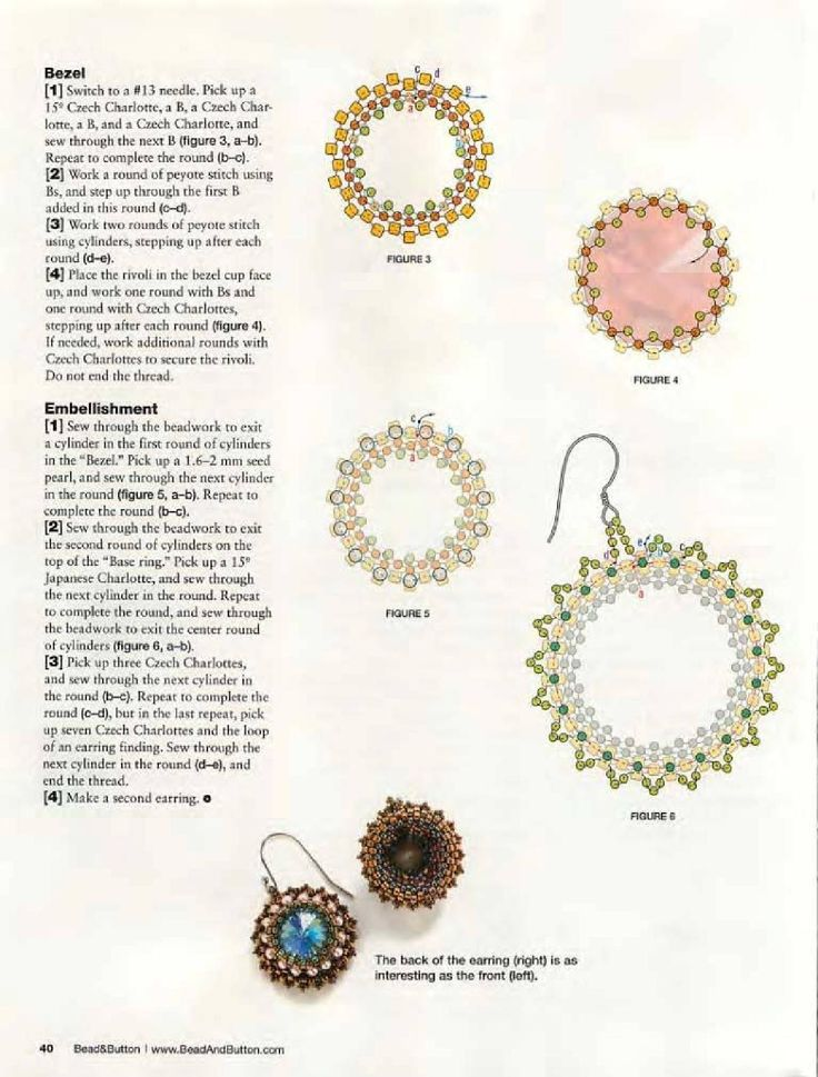 2333 best beading emagazines and ebooks images on pinterest bead elizabethan earrings 2 beads and button 2006 2011 fandeluxe Images