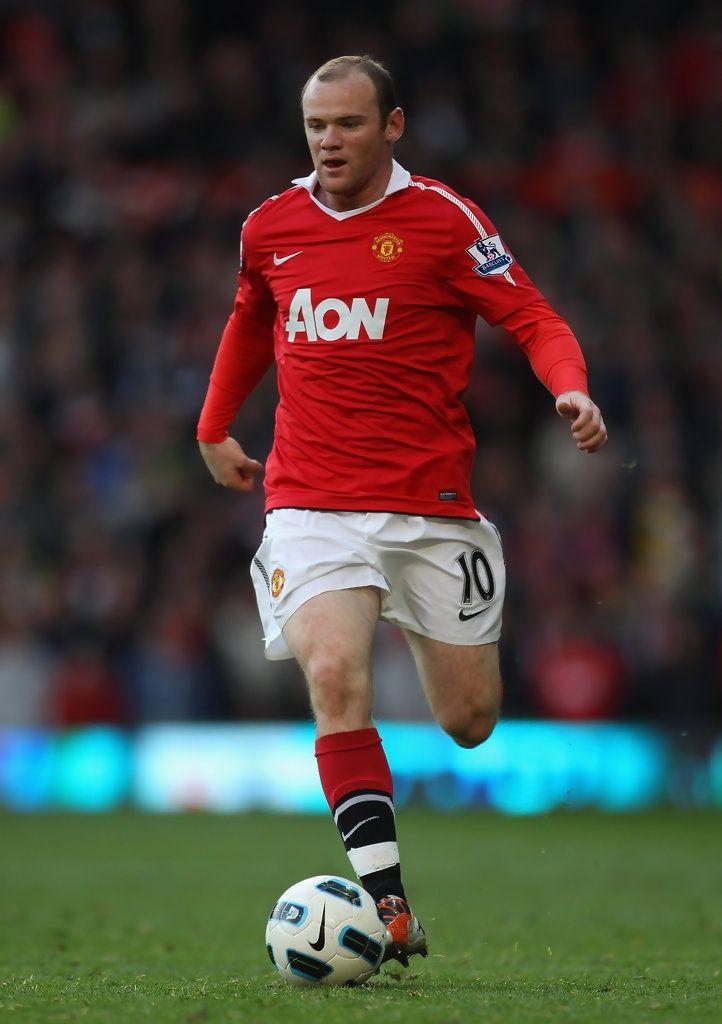 Rooney 45   แมนเชสเตอร์ยูไนเต็ด, กีฬา