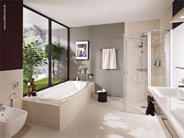 26 best Badezimmer Planung images on Pinterest Diana, House and - badezimmer 6 qm