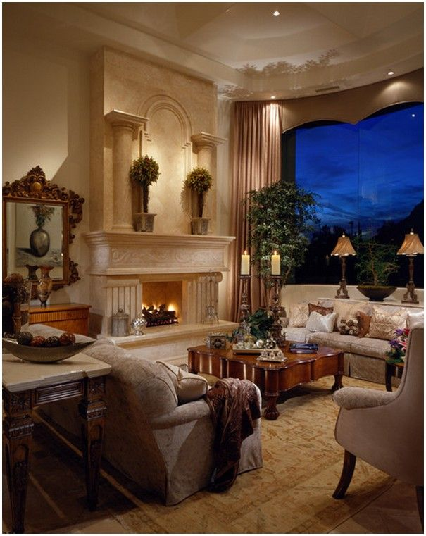 12 Modern Living Room Design Ideas From Different Countries 5 Living Room Design Modern Luxury Living Room Living Room With Fireplace Show living rooms already decorated