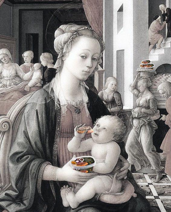 Filippino Lippi Crostino!