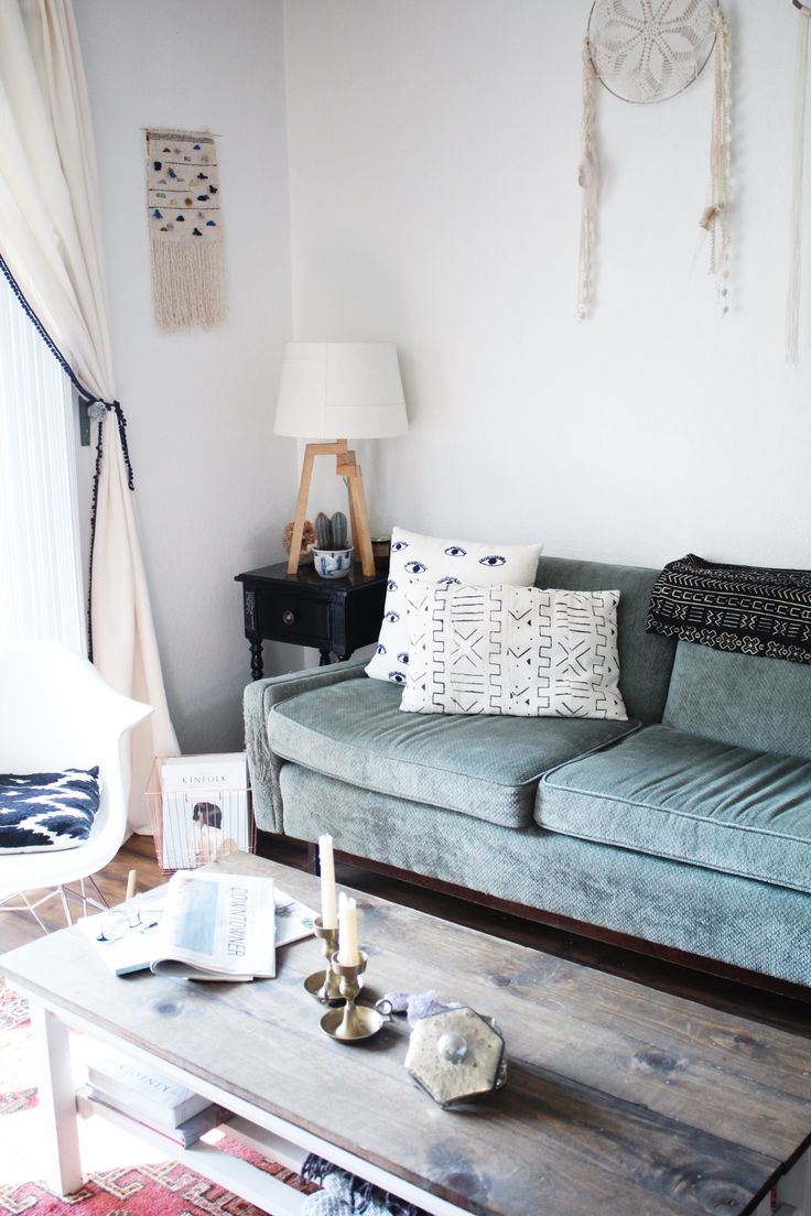 25 Best Ideas About Colorful Couch On Pinterest