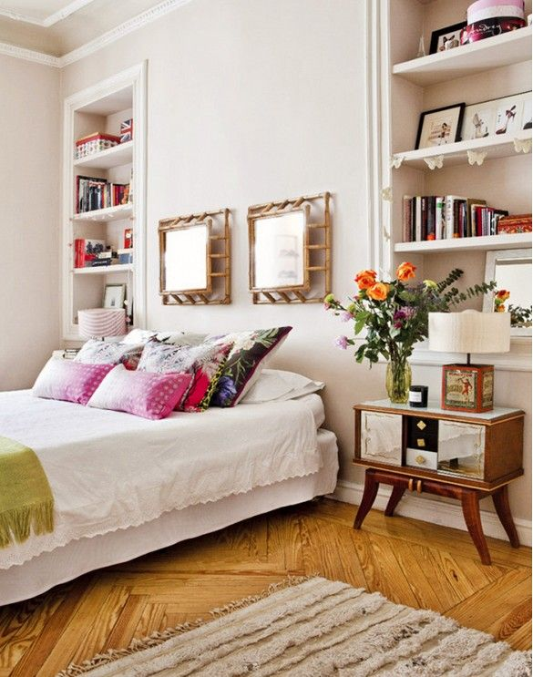 The Most Elegant Feminine Bedrooms via @domainehome