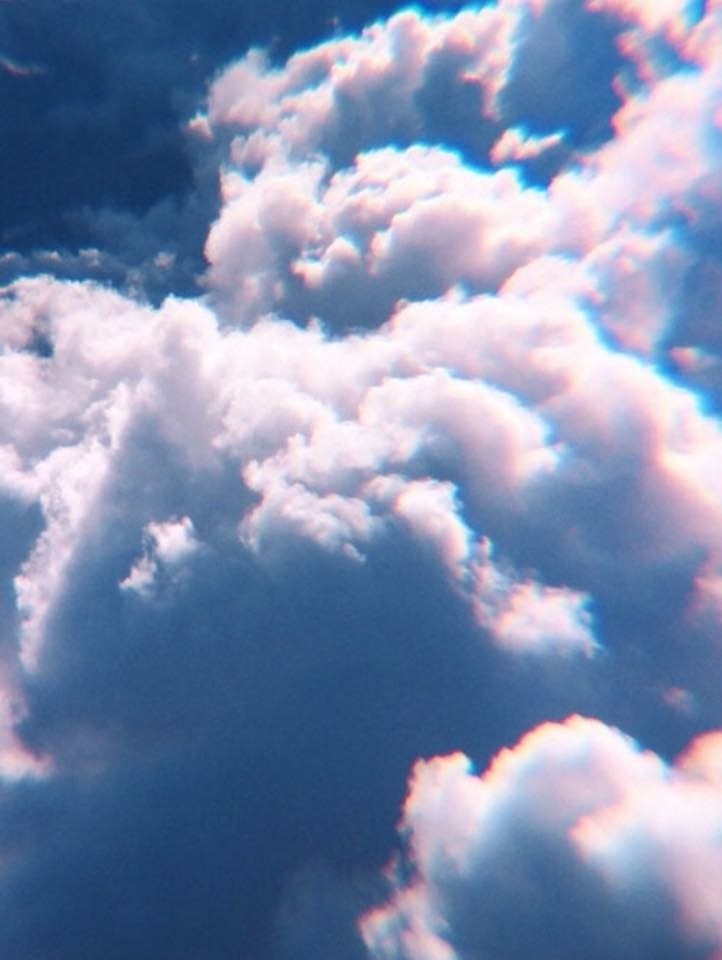 Clouds Tumblr In 2020 Sky Aesthetic Aesthetic Wallpapers