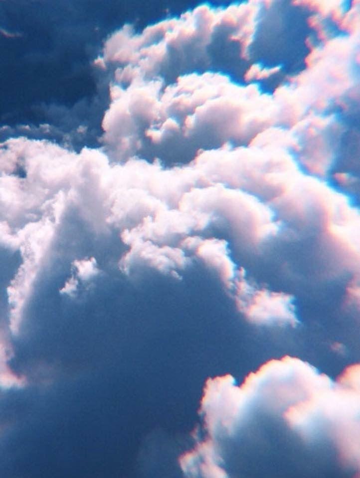 Wallpaper Tumblr Clouds