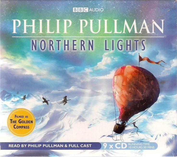 PHILIP PULLMAN  NORTHAN LIGHTS  AUDIO BOOK  UNABRIDGED
